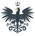 Heraldic eagle14 vector