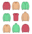 Jumpers vector