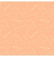 Seamless pattern with doodle pencils vector