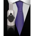 Perfume for men vector