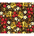 Seamless pattern in russian style vector