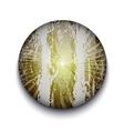 Grunge app icon vector
