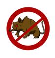 No big rat vector