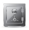 Steel safe vector