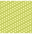 Simple yellow gold dot pattern vector