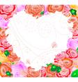 Pink valentine vector