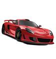 Sport car vector