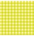 Green picnic cloth vector