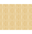 Seamless wooden rhombus background vector
