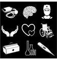 Medical elements vector
