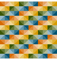 Seamless simple geometric pattern vector