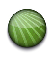 Abstract green app icon vector