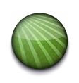Abstract green app icon vector