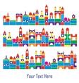 Children color blocks vector