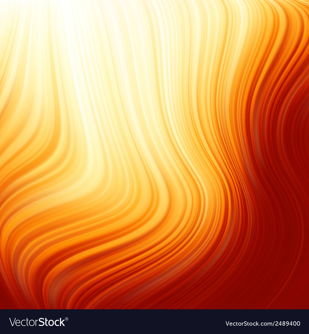 Abstract glow twist with fire flow eps 8 vector | Price: 1 Credit (USD $1)