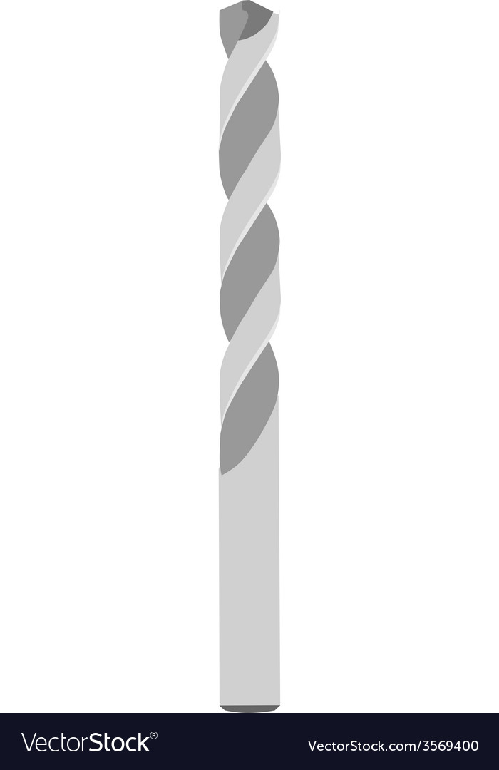 Drill bit vector | Price: 1 Credit (USD $1)