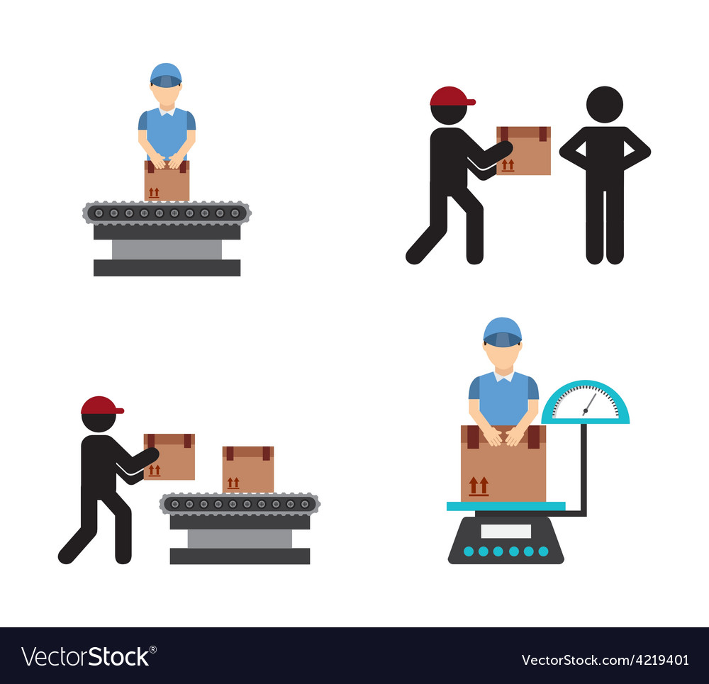 Delivery concept vector   Price: 1 Credit (USD $1)