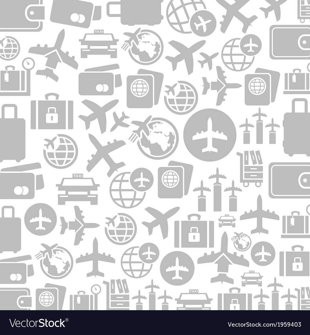 Aircraft a background vector | Price: 1 Credit (USD $1)