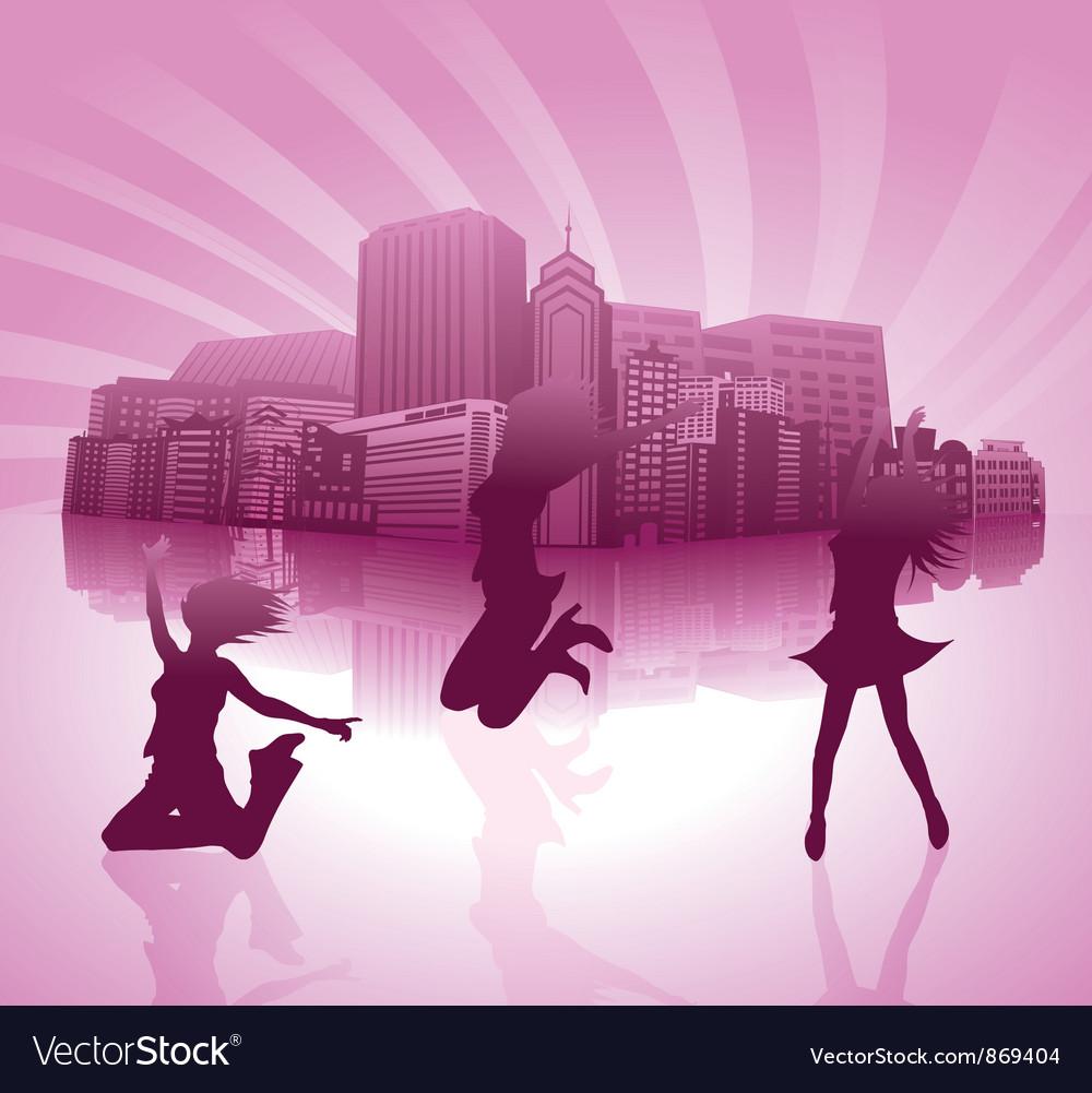 Urban background vector   Price: 1 Credit (USD $1)