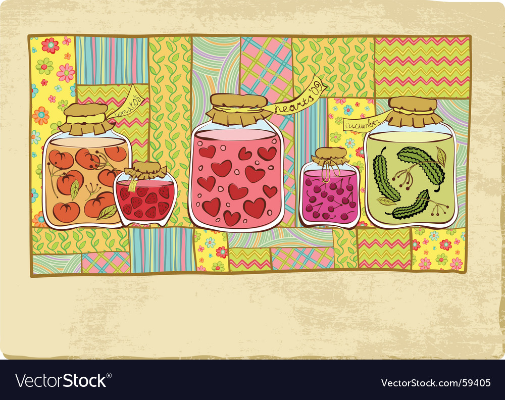 Canned hearts vector | Price: 3 Credit (USD $3)
