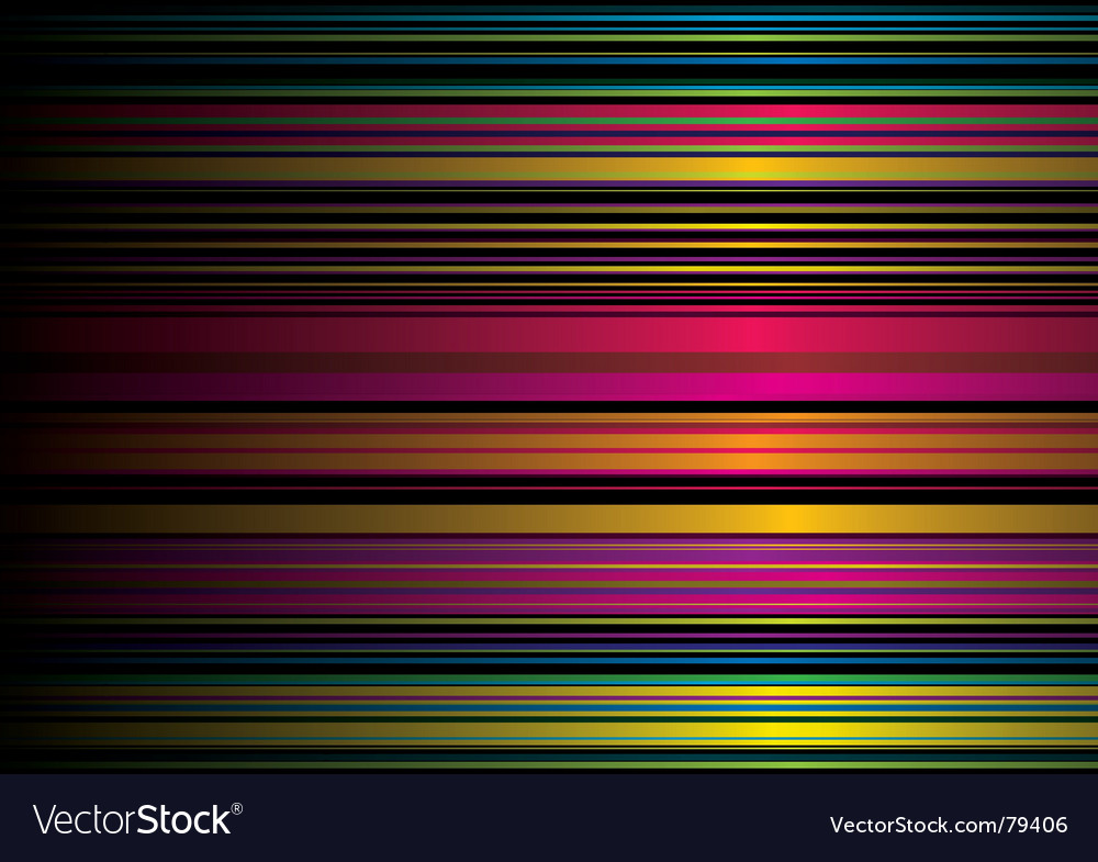 Rainbow abstract background vector | Price: 1 Credit (USD $1)