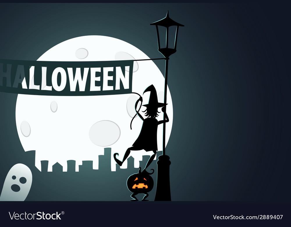 Halloween preparations vector | Price: 1 Credit (USD $1)