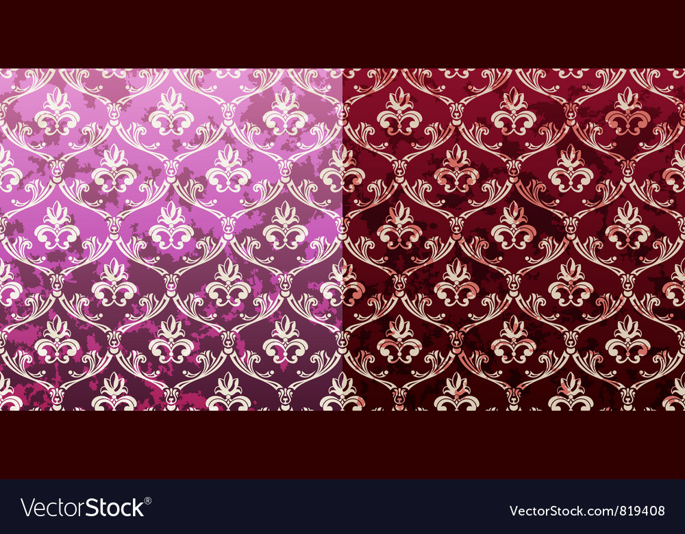 Retro style wallpaper vector   Price: 1 Credit (USD $1)