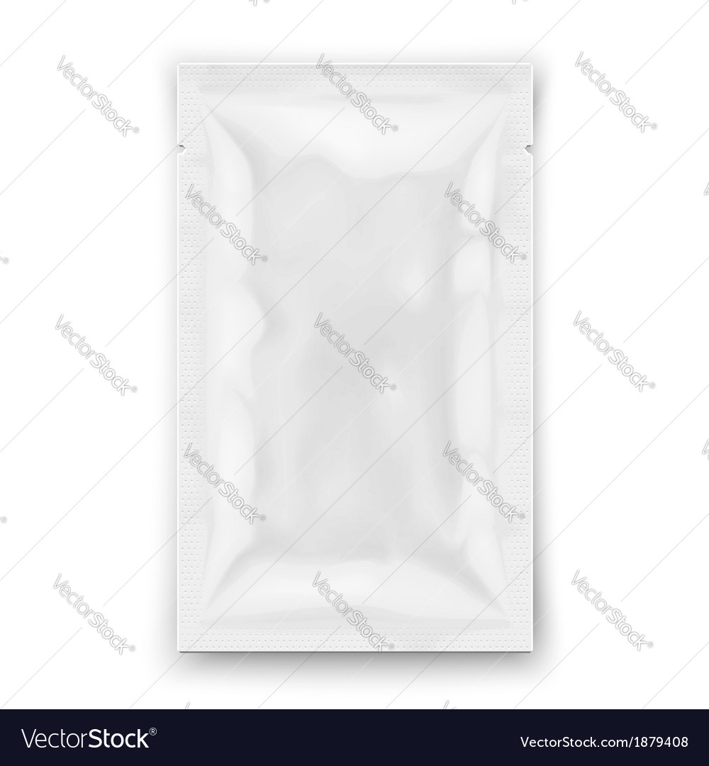 White sample package vector | Price: 1 Credit (USD $1)