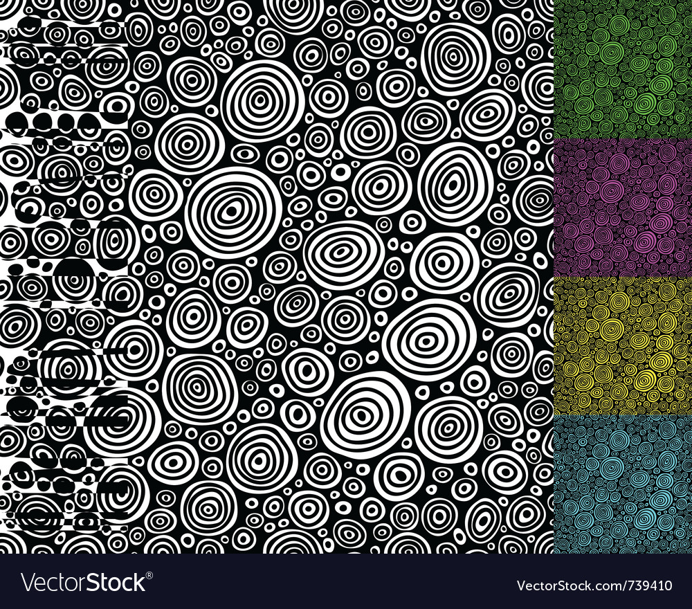 Seamless background pattern vector | Price: 1 Credit (USD $1)