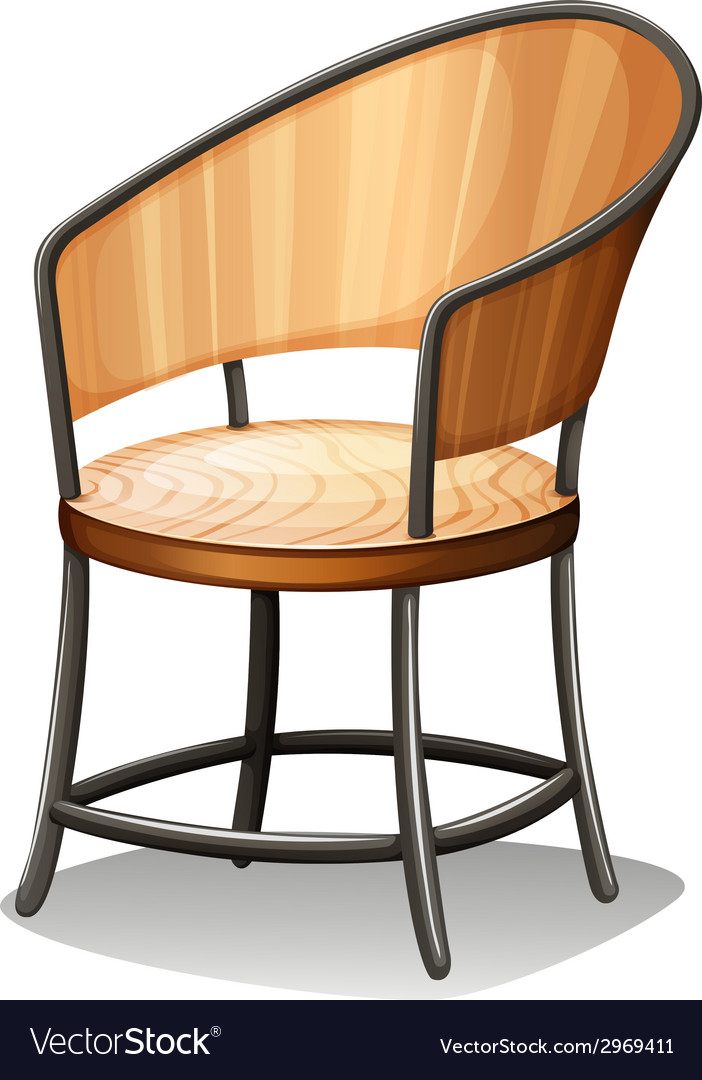 A chair furniture vector | Price: 1 Credit (USD $1)