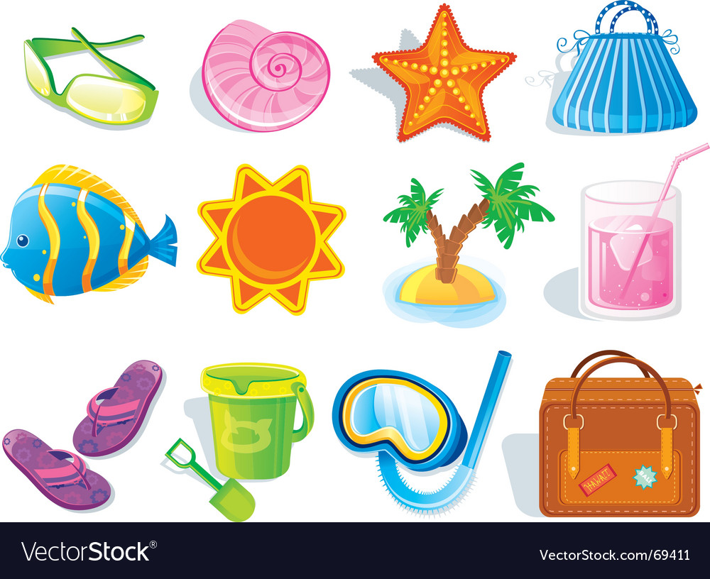 Travel icons vector   Price: 3 Credit (USD $3)