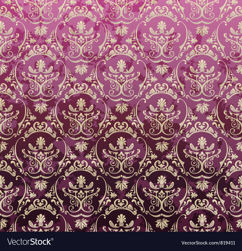 Violet royal set vector | Price: 1 Credit (USD $1)
