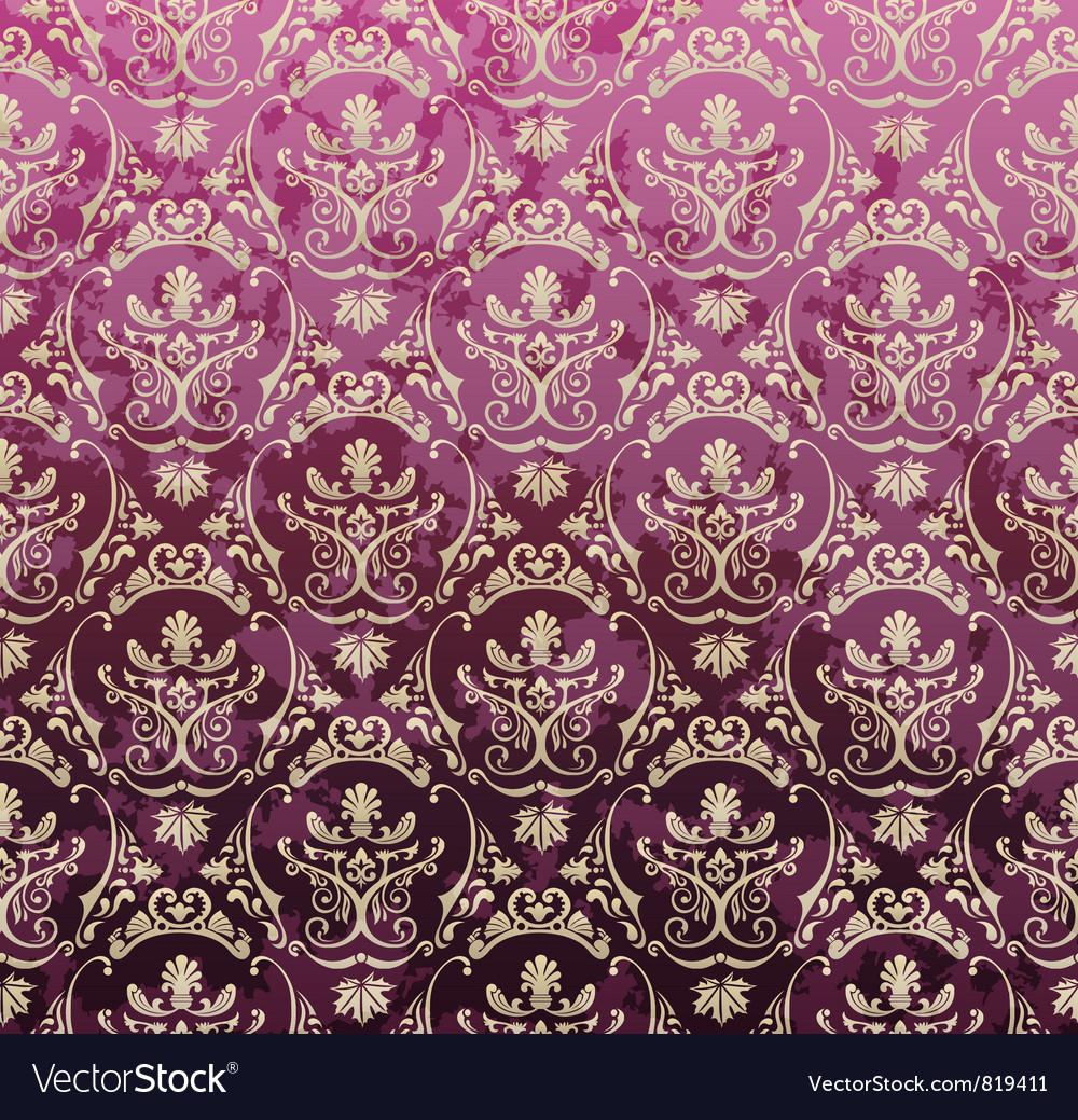 Violet royal set vector | Price: 1 Credit (USD $1)