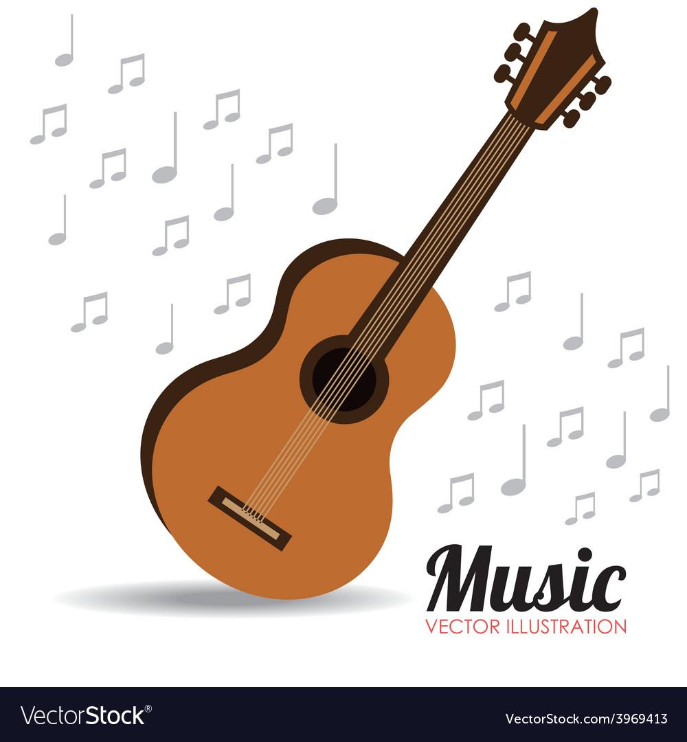Flamenco design vector | Price: 1 Credit (USD $1)