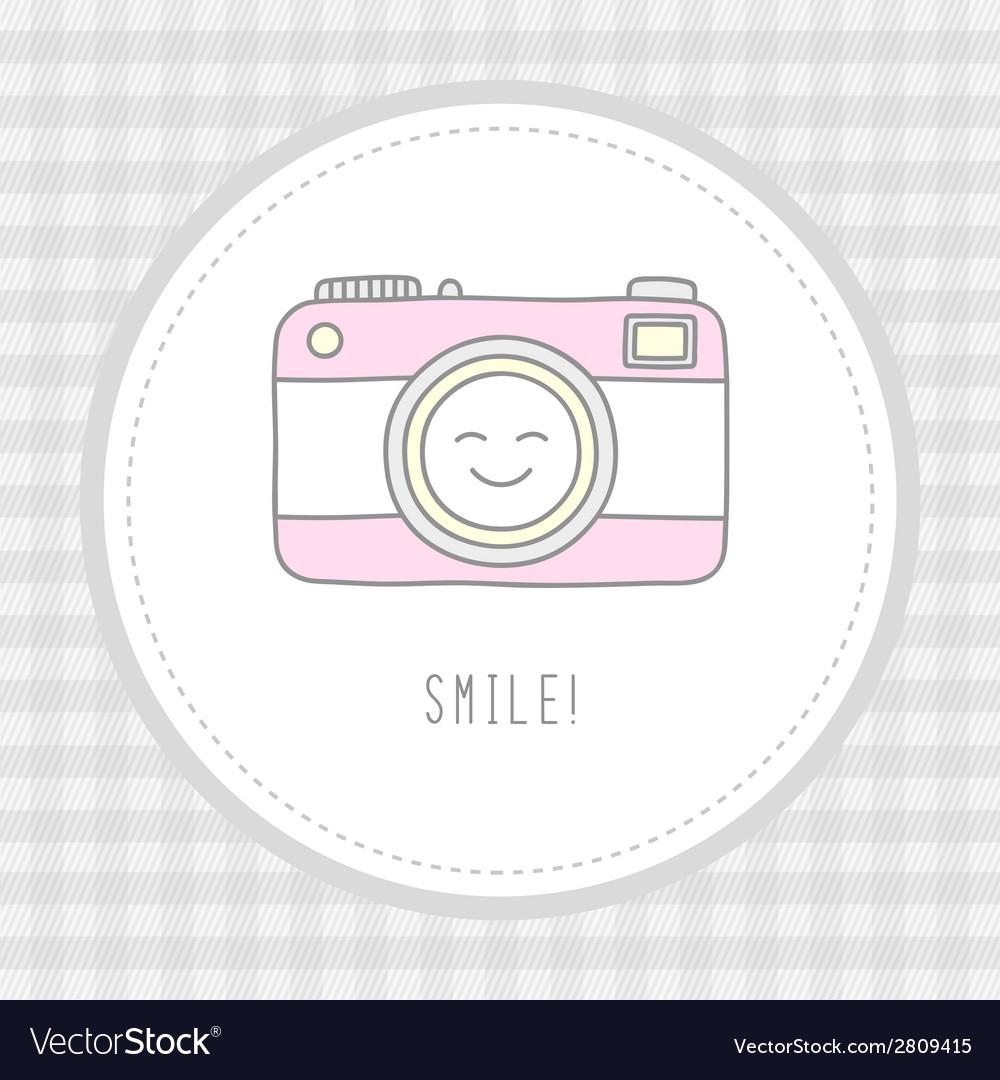 Camera card3 vector | Price: 1 Credit (USD $1)