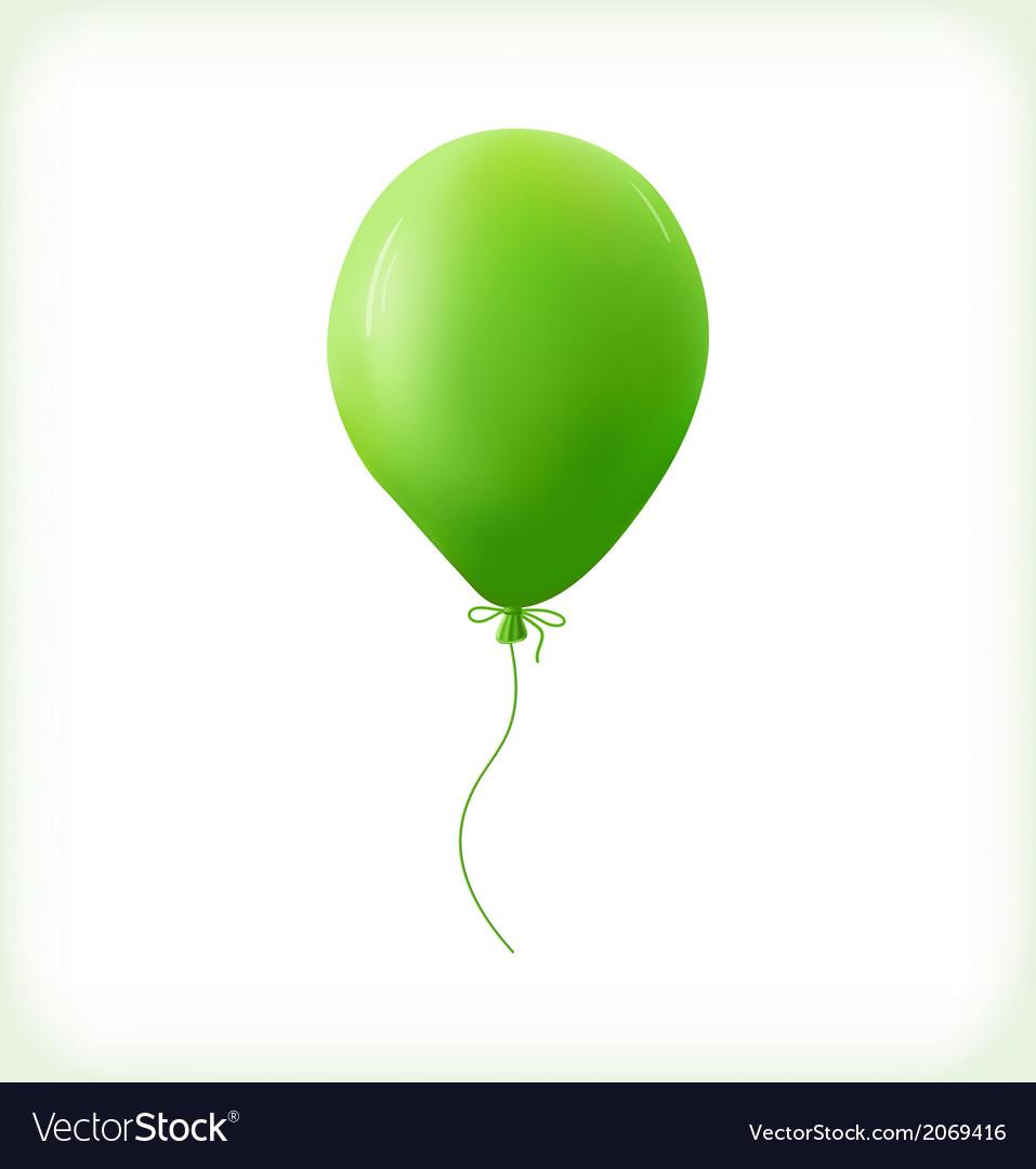 Beautiful balloon vector | Price: 1 Credit (USD $1)
