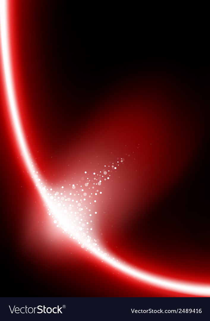 Red star explosion vector | Price: 1 Credit (USD $1)