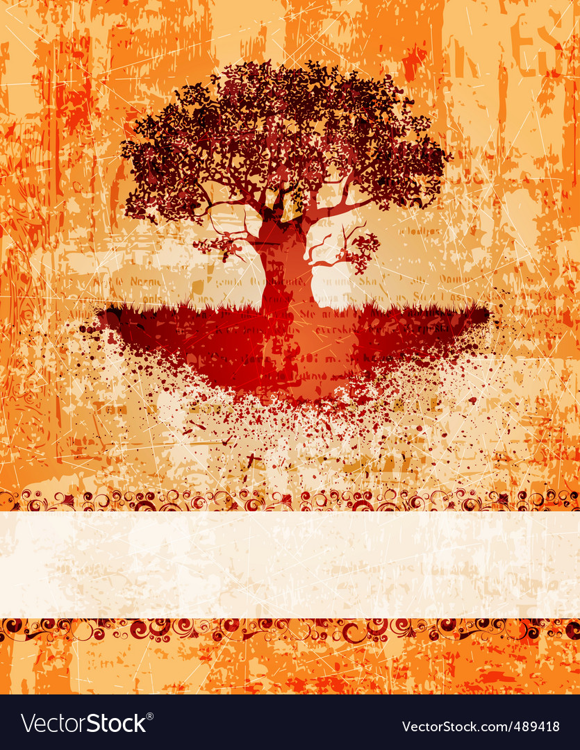 Old tree vector   Price: 1 Credit (USD $1)