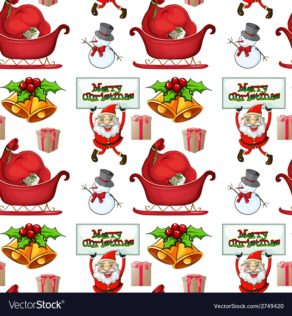 Christmas wrapper vector | Price: 1 Credit (USD $1)