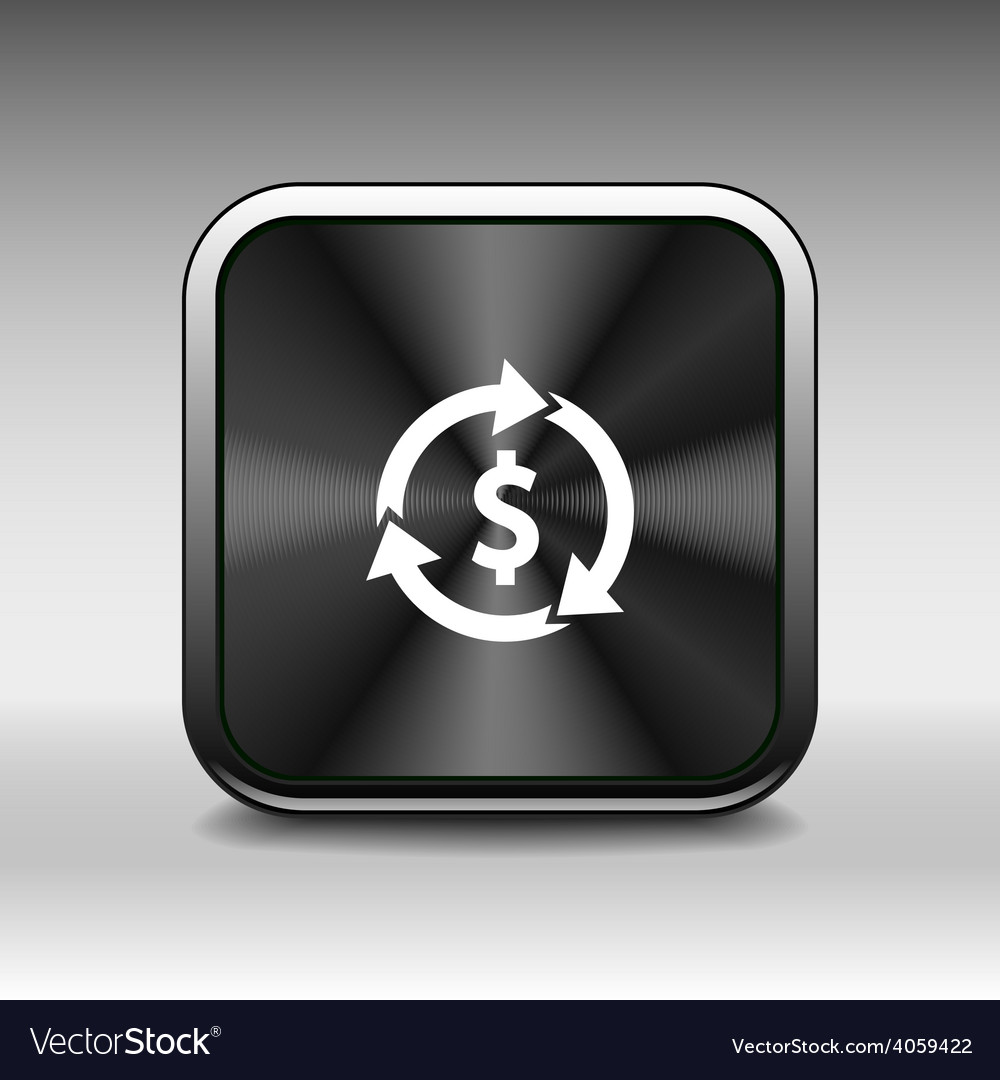 Arrow and money version also available vector   Price: 1 Credit (USD $1)