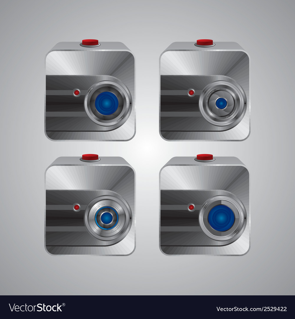 Web cam design background vector   Price: 1 Credit (USD $1)