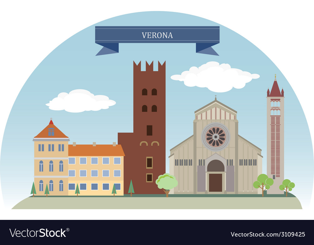 Verona vector | Price: 1 Credit (USD $1)