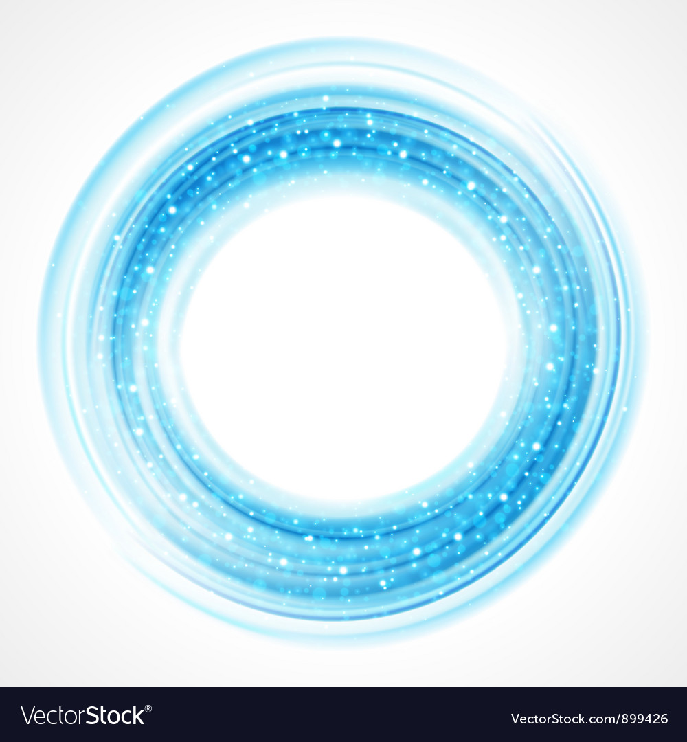 Abstract smooth light circle background vector | Price: 1 Credit (USD $1)