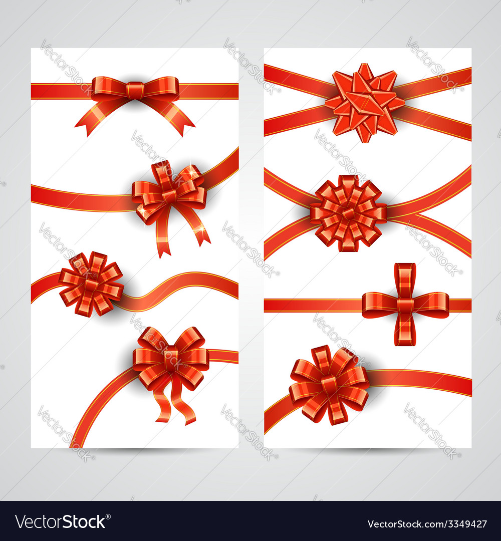 Gift bows vector | Price: 1 Credit (USD $1)