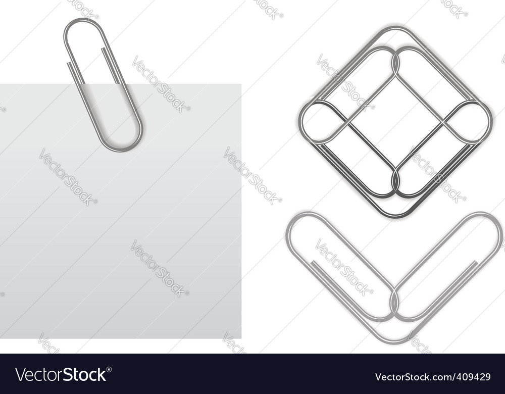 Clip vector | Price: 1 Credit (USD $1)
