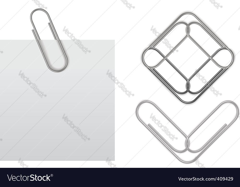 Clip vector | Price: 1 Credit (USD $1)
