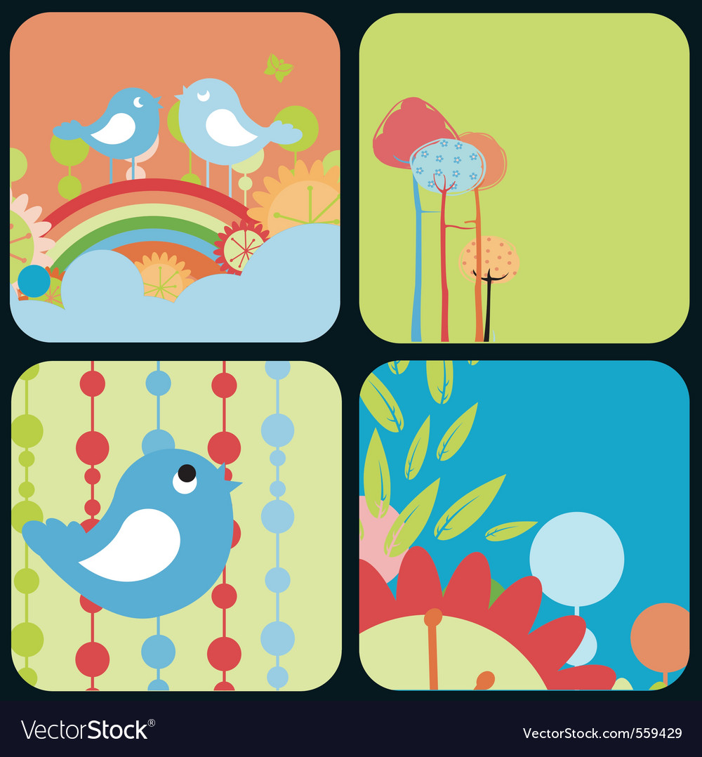 Design greeting cards vector | Price: 1 Credit (USD $1)