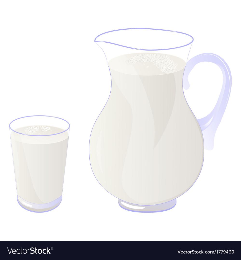 Milk vector | Price: 1 Credit (USD $1)