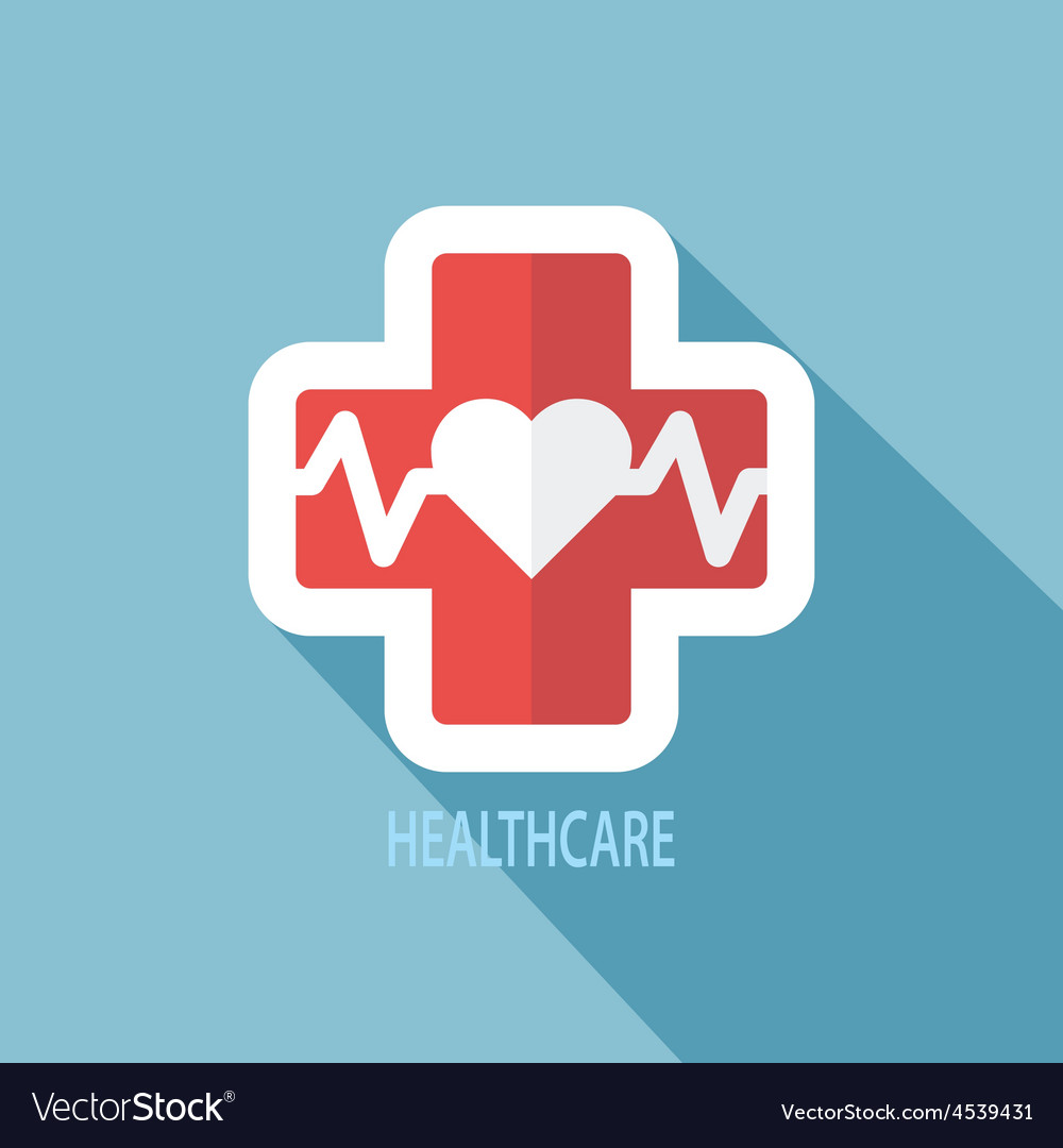 Heart pulse icon vector | Price: 1 Credit (USD $1)