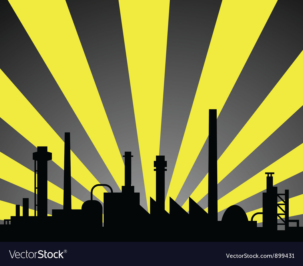 Industrial background vector | Price: 1 Credit (USD $1)